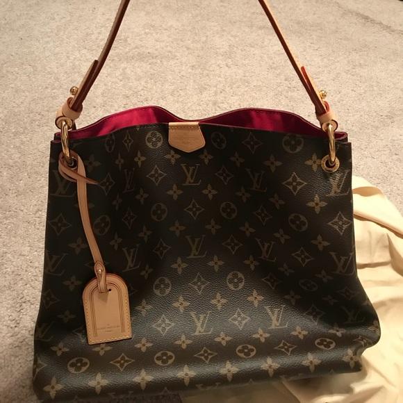 a659a4b21ee0a Louis Vuitton Handbags - Louis Vuitton Graceful PM